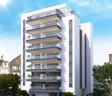 סיטי פרויקטים - החשמונאים 56