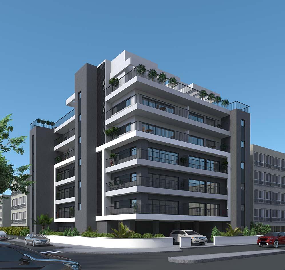 סיטי פרויקטים - חומה ומגדל 41 חולון