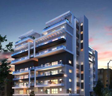 סיטי פרויקטים - שפירא 11